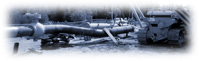 Sovde Enterprises, Inc. - Pipeline Construction and Maintenance - CLICK for larger photo.